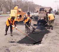 Житомир: В Житомире заново заасфальтируют 41 улицу