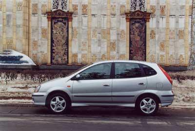����-����� Nissan Tino - ���� ������ ���� - ���������