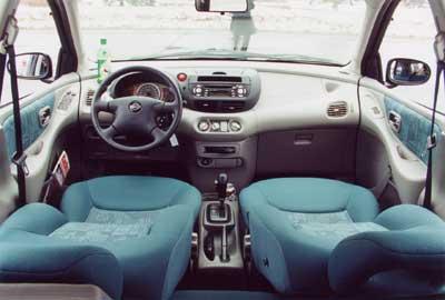 ����-����� Nissan Tino - ���� ������ ���� - �����������